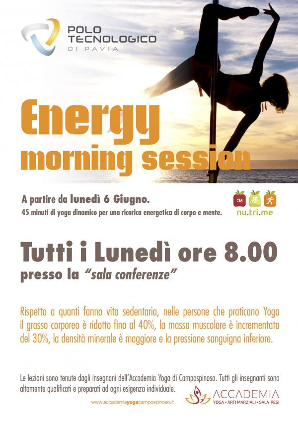 Energy Morning Session